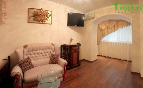 квартиры посуточно в центре Полтавы