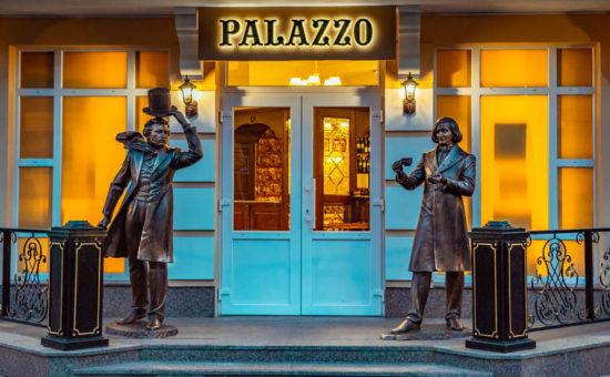 'Palazzo' Restaurant