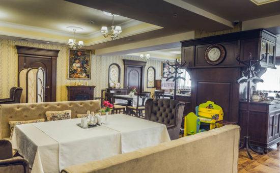ресторан Палаццо в Полтаве