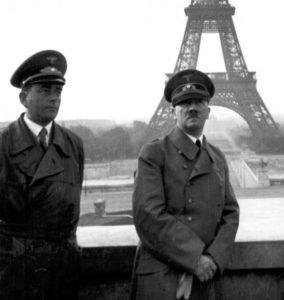 Альберт Шпеер и Гитлер