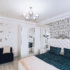 Lux studio apartment for daily rent poltava