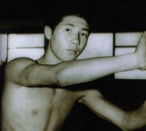 Молодий Кокі Тайхо сумоїст