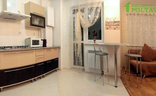 poltava studio apartment