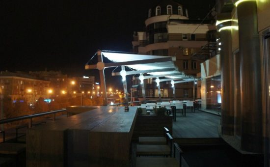 ресторан concrete полтава