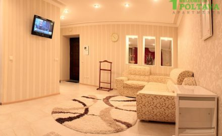 One-bedroom apartment near 'Kyiv' shopping mall