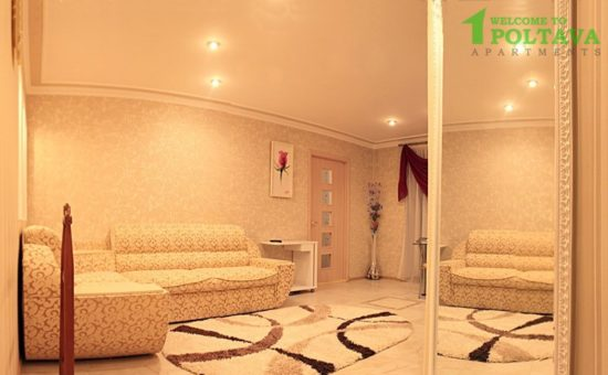 onebedroom apartment poltava ukraine