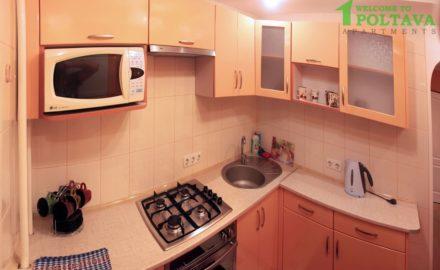 Однокомнатная квартира возле гостиницы «Киев»