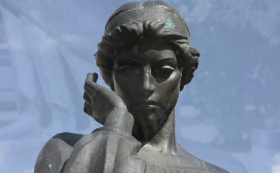 пам'ятник Українській пісні