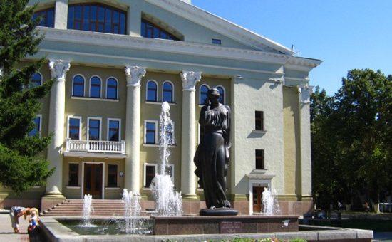 Gogol Theatre, Poltava (Ukraine)