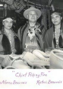 Red Indian Chief Ivan Datsenko