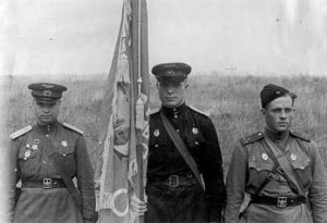 Иван Даценко герой Советского Союза