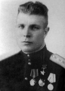Ivan Datsenko strike pilot
