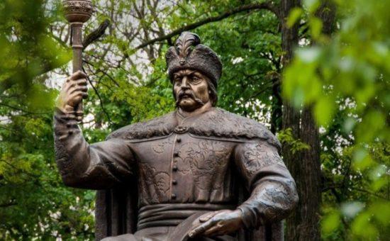 Іван мазепа пам'ятник