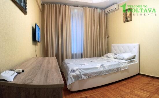 Маленька та затишна квартира на розі Пушкіна і Європейська